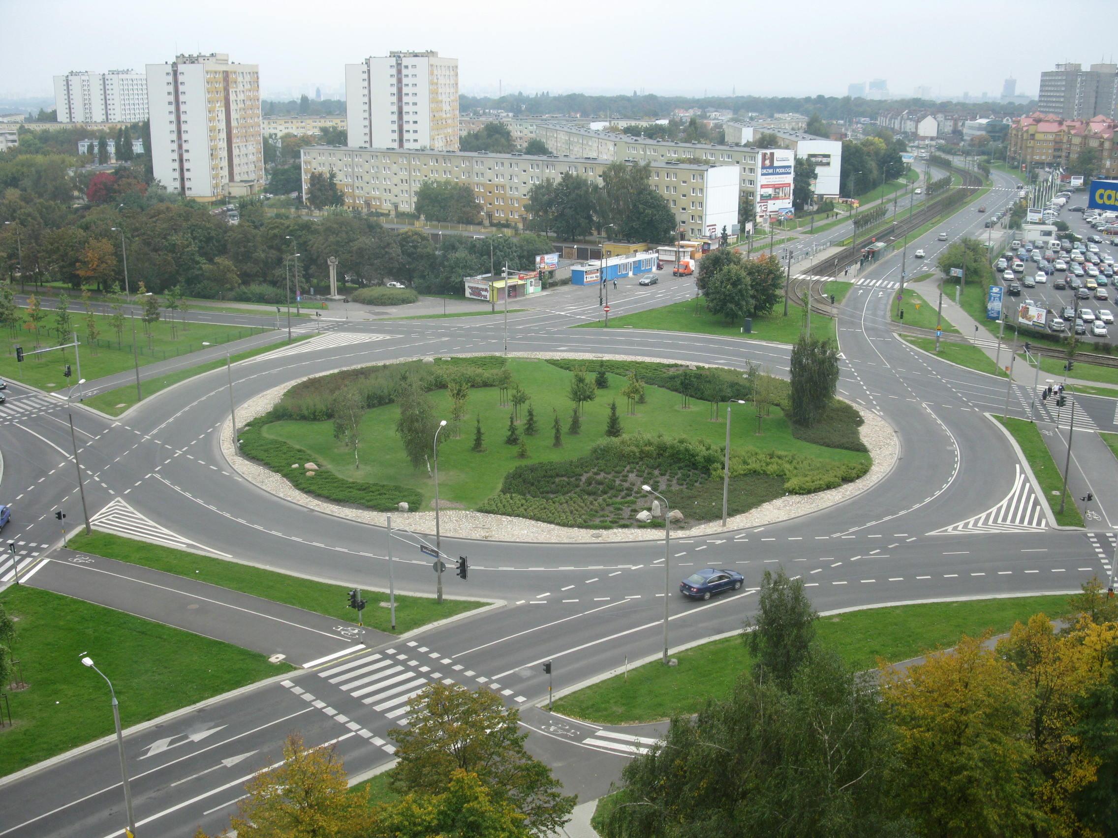 Rondo_Solidarności_Poznań